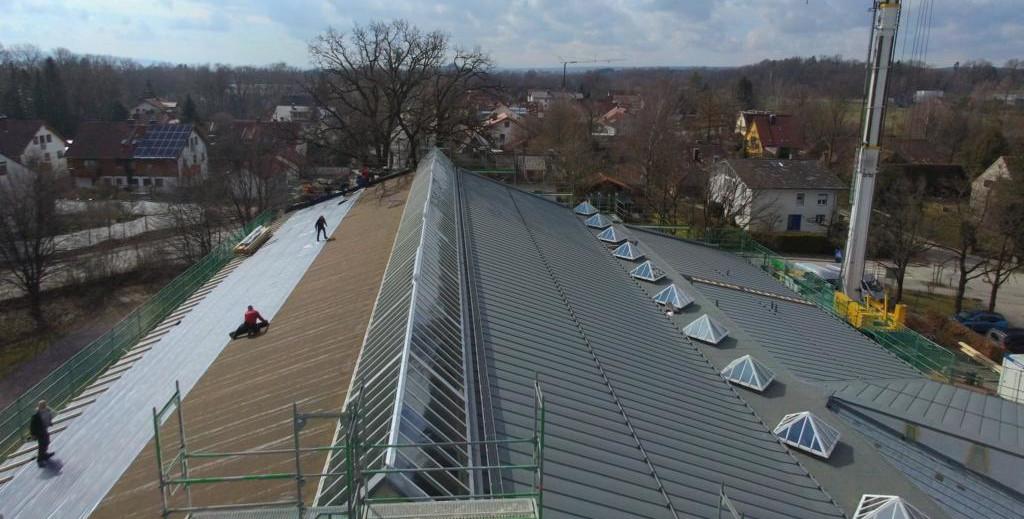 Zukunftsfähiges PV-Modell für Gemeindedächer